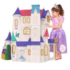 disney sofia enchancian castle walmart