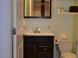 Decorating Powder Rooms Before And After Bathroom Apartment Bathroom Small Guest