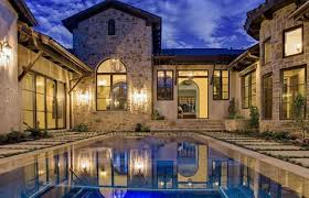 mediterranean house plans with courtyards mediterranean house plans plan with pools residential project