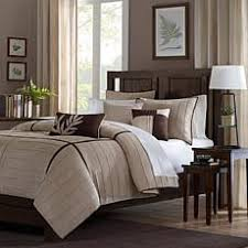 Madison Park Laurel Comforter Tan Comforters U0026 Sets Hsn