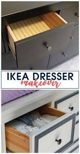 Dresser Desk Combo Ikea Best 25 Ikea Dresser Makeover Ideas On Pinterest Ikea Dresser