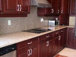 Cherry Cabinet Colors 40 Best Cherry Cabinets Images On Pinterest Kitchen Ideas
