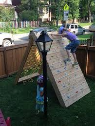 mincing thoughts kids climbing play structure building a