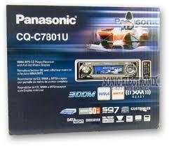 panasonic cq c7301u cqc7301u all car stereos sonic electronix