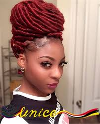 How To Dread Hair Extensions by Aliexpress Com Buy Queen Hair Products Dread Locs Synthetic