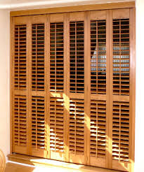 plantation shutters as wardrobe doors and room dividers just