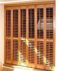 Shutter Room Divider Plantation Shutters As Wardrobe Doors And Room Dividers Just