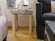 How To Make End Tables by How To Make Mixed Media End Tables Danmade Watch Dan Faires