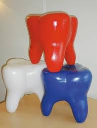 siege en forme de déco spécial dent iste 24hsanté