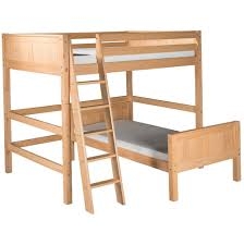 Bunk Bed Plans Full Over Queen Twin Over Full Bunk Bed With - Queen bunk bed plans