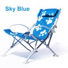 Portable Armchair Aliexpress Com Buy Fishing Chairs Beach Chair Portable Folding