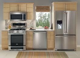 appliance garages kitchen cabinets integrated white kitchen