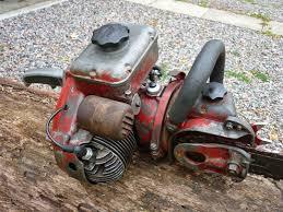 antique stihl chainsaw old pinterest stihl chainsaw