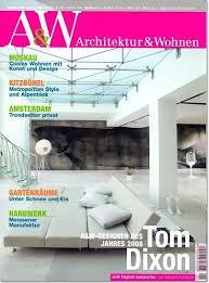 architektur und wohnen 24 best interior design magazines images on interior