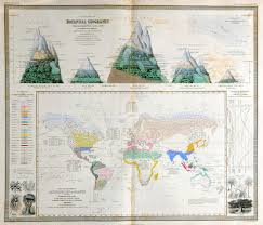 Physical Features Of Europe Map by Landmark Thematic Atlases