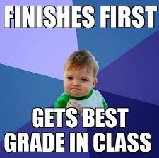 Success Meme - success kid finishes first gets best grade funny meme funny memes