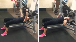 How To Do A Incline Bench Press Incline Vs Flat Bench What U0027s Most Effective