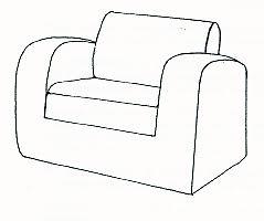 comment dessiner un canapé comment fabriquer un fauteuil maison design sibfa com