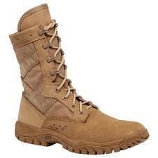 Light Work Boots One Xero 8 Inch Military Boot 320