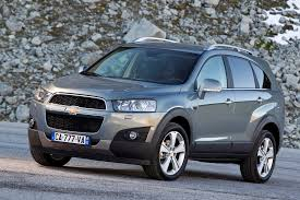 chevrolet captiva estate 2007 2015 running costs parkers