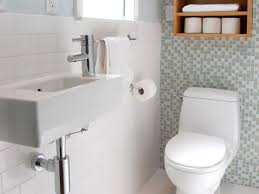 decorative ideas for small bathrooms narrow bathroom layouts hgtv