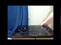Best Induction Portable Cooktop Gforce Model Gf P1369 854 Portable Electric Double Induction