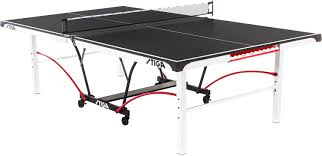What Are The Dimensions Of A Ping Pong Table by Stiga Master Series St3100 Competition Indoor Table Tennis Table