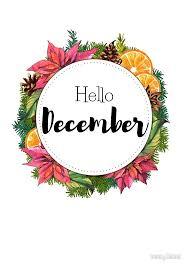 imagenes hola diciembre lienzos hola diciembre portada mensual para planificadores