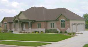 100 brick ranch house new brick home designs brilliant