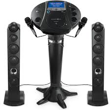 amazon black friday bluetooth singing machine ism1030bt bk karaoke black amazon co uk