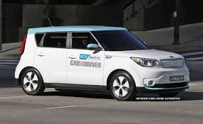 kia soul 2015 kia soul ev spy photos u2013 news u2013 car and driver
