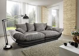 sofa mit federkern dreams4home megasofa rosi sofa wohnzimmer
