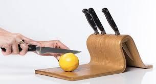 cool knife block spartan knife block craziest gadgets