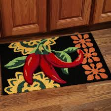 Decorative Kitchen Rugs Kitchen Decorative Kitchen Floor Mat Item With Multi Warm