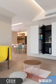 table de cuisine fix馥 au mur 悉心設計舒適好宅 好運自然來 idea of interior design