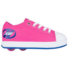 heelys blue heelys heely fresh x2 fucshia navy 13 kids girls