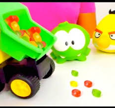 Challenge Angry Truck Challenge Angry Birds Vs Om Nom By