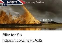 Six Picture Meme Maker - auripts 2017 patriots the nfl blitz for six httpstcozinyrjaxi2