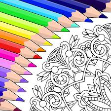Colorfy Coloring Book On The App Store The Coloring Book