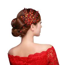 traditional hair accessories traditional wedding hair accessory wheat