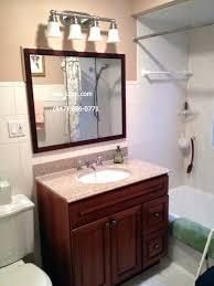 how to redo a bathroom sink redo bathroom cabinets redo bathroom cabinets painting oak bathroom