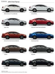 hiller ford 2015 ford taurus exterior colors 2015 ford