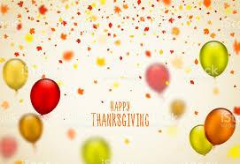 thanksgiving day poster design autumn greeting card season