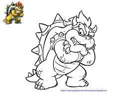 download coloring pages bowser coloring pages bowser coloring