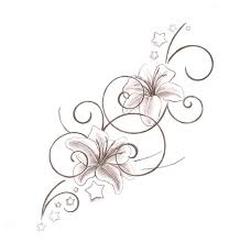 tribal tattoos for images the flower maybe an