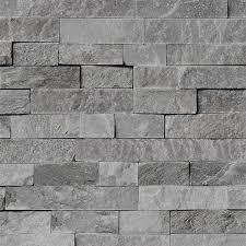 light grey brick tiles stone grey bathroom cladding shop