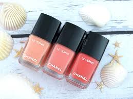 chanel summer 2017 cruise collection le vernis review and
