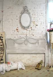 headboards wondrous shabby chic headboard bedroom color idea