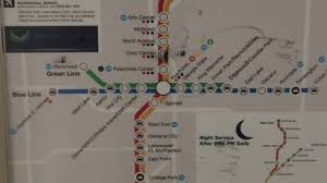Marta Train Map Atlanta by Marta Route Map U0026 Westside Trail Youtube