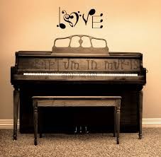 love spelled in music notes vinyl wall decal mu101 zoom